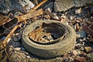 Tire Dry Rot – What It Is, How to Spot It & Liability for Accidents