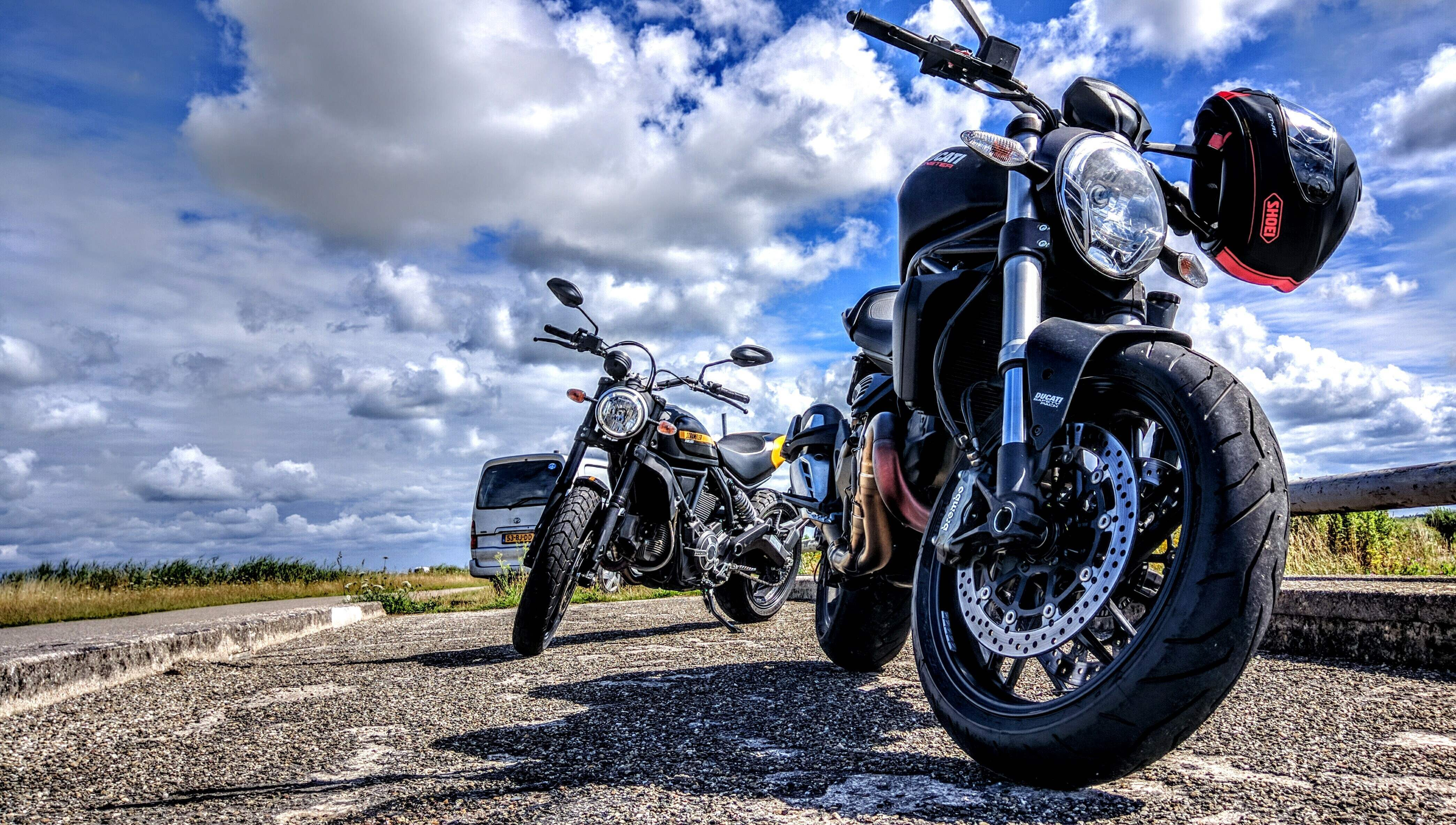 Motorcyclists are one of the most vulnerable groups who use the roads, and are at risk for sustaining serious injuries if an accident occurs.