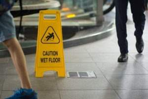 Where Can Slip and Fall Injuries Occur?